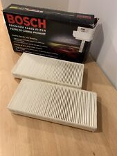 Bosch Mercedes Benz W210 W215 W220 E300 E320 2 Pcs Cabin Air Filter P3651