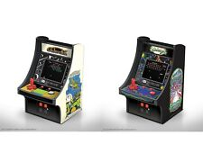 "MY ARCADE GALAXIAN + GALAGA 6"" Collectible Retro Micro Arcade Machine Portable"