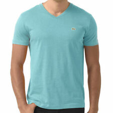 Lacoste Short Sleeve Solid T-Shirts for Men
