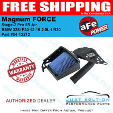 aFe Magnum forCE Stage-2 Pro 5R Air for BMW 328i F30 12-16 2.0L-t N20 54-12212