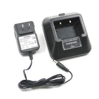 CH-5 Desktop Charger For Baofeng UV-5R BF-F8+ BF-F8 Hp Ham Radio Walkie Talkie