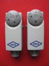 2 Thermostat d'investissement BRC /A 20-90° C Pâte de conductivité thermique