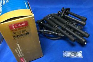 DENSO 671-6221 Ignition wire Set -Mazda Millenia 2002-1995 & MX-6 1996-1997 2.5L
