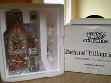 Department 56 Dickens Village Bumpstead Nye Cloaks & Canes