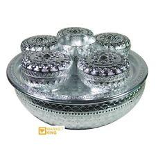 Betel Box Tea Pot Full Set Buddhism Lao Original Receptacle Aluminum Collectible
