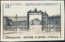 Francia. MH Yv 988a. 1954. 18 Fr Multicolor. Sans Dentar. Magnifico. Yvert 2014