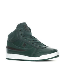 FILA BBN 84 NS MID LEATHER TRAINER SPORTS SNEAKERS MEN SHOES GREEN SIZE 11 NEW