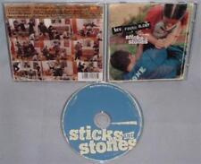 CD NEW FOUND GLORY Sticks And Stones CANADA
