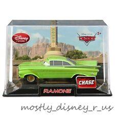 Disney Store Pixar CARS Ramone Diecast CHASE Replica Impala in Collectors Case