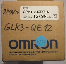 Omron CPM1-20CDR-A Programmierbare Steuerung SPS