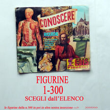 figurine CONOSCERE EDIS 1984 - EVADO MANCOLISTE - vedi ELENCO
