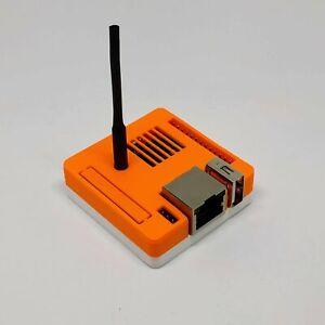 Orange Pi Zero (Zero LTS) kompatibles Gehäuse. Antennensteckplatz! Aus DE!