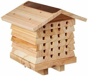 Wildlife World Interactive Mason Bee Management System House White SBH1