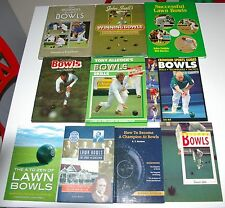 Sports, Recreation Mixed Lot Books