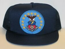 Aliens Movie Colonial Marines Drop Ship on a Blue Baseball Cap Hat New