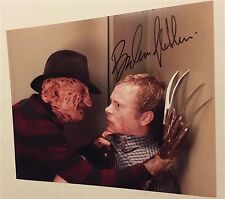 "New listing Freddy Vs Jason / Brendan Fletcher / ""Mark Davis"" / Great Signed Photo #2"