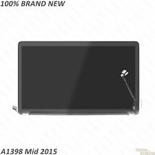 New LCD Screen Full Display Assembly for MacBook Pro (Retina, 15-inch, Mid 2015)