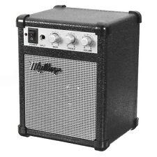 "4"" Micro Portable 5-watt Battery Powered Guitar Amp Amplifier 4 ohms w/ USB"