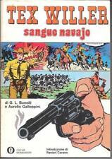 TEX WILLER SANGUE NAVAJO -BONVI OSCAR MONDADORI