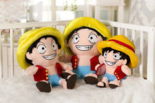 "15"" New Plush ONE PIECE NEW Luffy Toys Soft Doll  Anime Cosplay Toys"