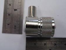 90 gradi angolo retto pl259 UHF Antenna Spina utilizzati in Radio Ham CB Hi Qualità en20