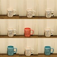Rae Dunn Artisan Collection By Magenta MOM Mother's Day LL Ivory Coffee Mug