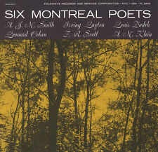 Various Artists - Six Montreal Poets / Various [New CD]