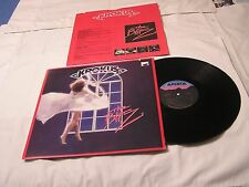 Krokus LP with Original Record Sleeve-THE BLITZ