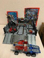 Takara Tomy Diaclone Reboot DA-65 Battle Convoy V-Max Optimus Prime Authentic