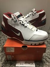 """Air Zoom Generation Lebron 1 OG """"First Game"""" Size 8 DS New."""