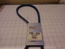 """Stens  258-055    5/8""""X55""""   Drive Belt True Blue HD Heavy Duty Made in USA"""
