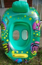 Inflatable Toddler Baby Kids Swim Ring birthday Float car Toddler 6-36 months