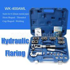 WK-400 Hydraulic Pipe Expander Set Brake Pipe Fuel Line Flaring Tools KIt os12