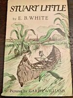 Stuart Little 1945 E.B. White Book Club Edition Hardcover Illustrated Williams