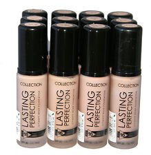 12 x Collection Lasting Perfection Foundation | Cool Beige | RRP £72