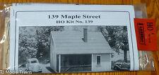 American Model Builders, Inc HO #139 Maple Street (Laser Kit)