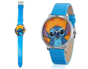 Disney - Lilo & Stitch - Stitch Face Analogue Wrist Watch Brand new AU Seller