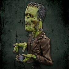 1/12 BUST Resin Figure Model Kit Warrior Frankenstein Unpainted Unassambled