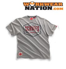 Camisetas de hombre de manga corta color principal gris 100% algodón
