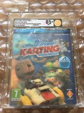 NEW LITTLE BIG PLANET KARTING SP ED PS3 SONY PLAYSTATION  VGA / UKG GRADED 85+