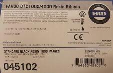 45102 - HID Fargo Standard Black 1000 Print Colour Ribbon