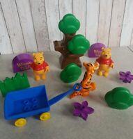 LEGO DUPLO - Winnie The Pooh Figures (Tigger, 2 x Winnie the Pooh & More)