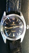 RARE Rolex 6098 Pre Explorer Mount Everest Big Bubble back