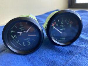 BMW Original AIRHEAD R75 R80 R100 R90S Green Volt/clock