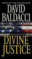 Divine Justice (Camel Club Series) by David Baldacci