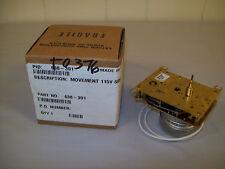 LATHEM TIME 638-391 ELECTRIC CLOCK  MOVEMENT 115 VOLTS 60 HZ