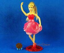 Mini Barbie Ballet Tortenfigur Dekoration Statue Figur Modell Spielzeug K104