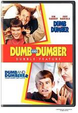 Dumb and Dumber/Dumb and Dumberer: When Harry Met Lloyd (DVD, 2009)
