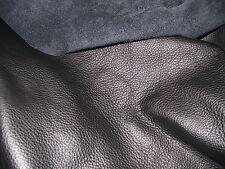 Antikleder schwarz Polsterleder Möbelleder Leder Rindleder echtes Leder