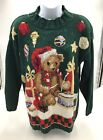 Ugly Christmas Sweater Women's  Lord & Taylor Size Medium